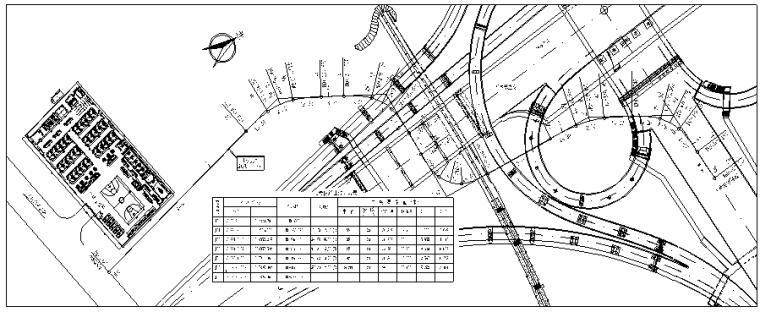 矮塔斜拉桥施工组织设计(不对称拉索)共455页_4