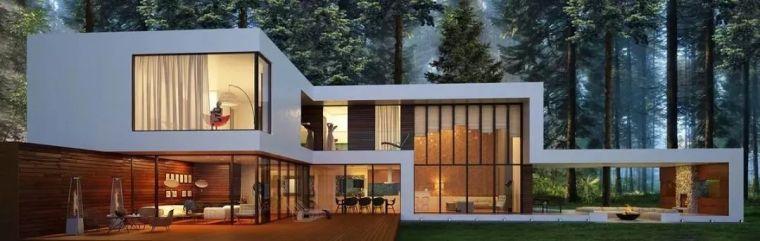 我想在农村盖套这样的房子!_19