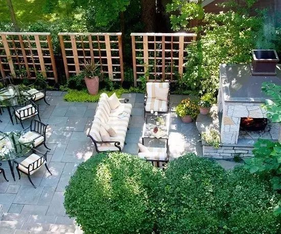 超实用|15个庭院景观设计技巧
