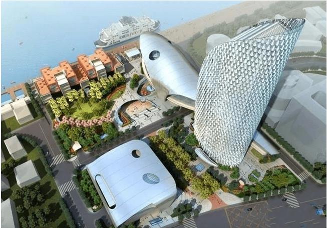 [上海]国际广场-机电安装工程BIM应用