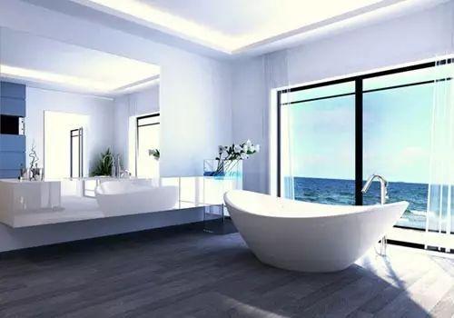 卫生间装修尺寸,精细到每一毫米的设计!