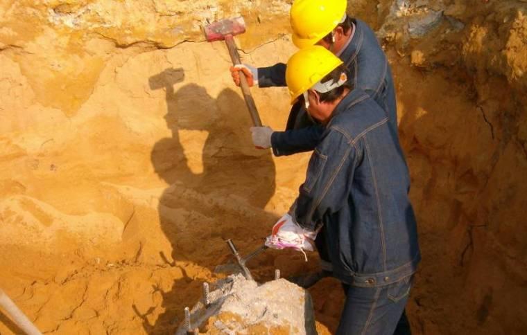 地下3层建筑物长螺旋钻孔灌注桩专项施工方案
