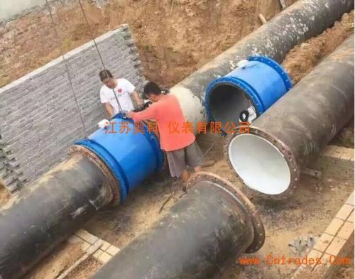 [河北]张家口崇礼县滨河西路给排水管道施工组织设计