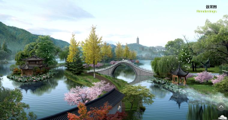 [江西]红豆杉生态风情小镇(度假,休闲)A-4 桥