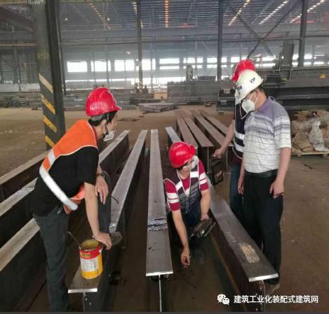 北京市首座钢结构装配式建筑施工管理实践_45