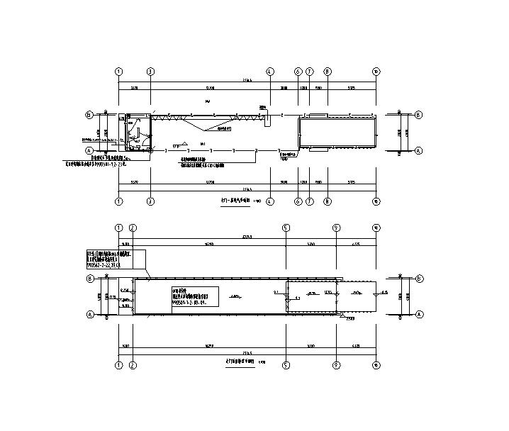 江西学校大门电气施工图(图审回复+综合楼全套看下面关联资料)