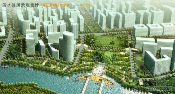 山东潍坊滨河景观多媒体演示方案
