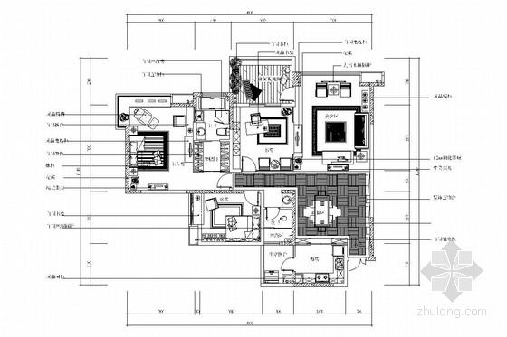 [重庆]现代风格两居室室内装修图(含实景照片)