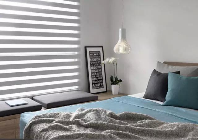 床头灯的搭配艺术,让你的房间化身设计师旅店!_18