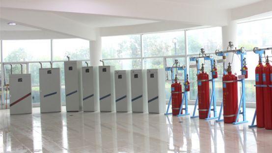 常见的消防气体灭火系统有哪些?