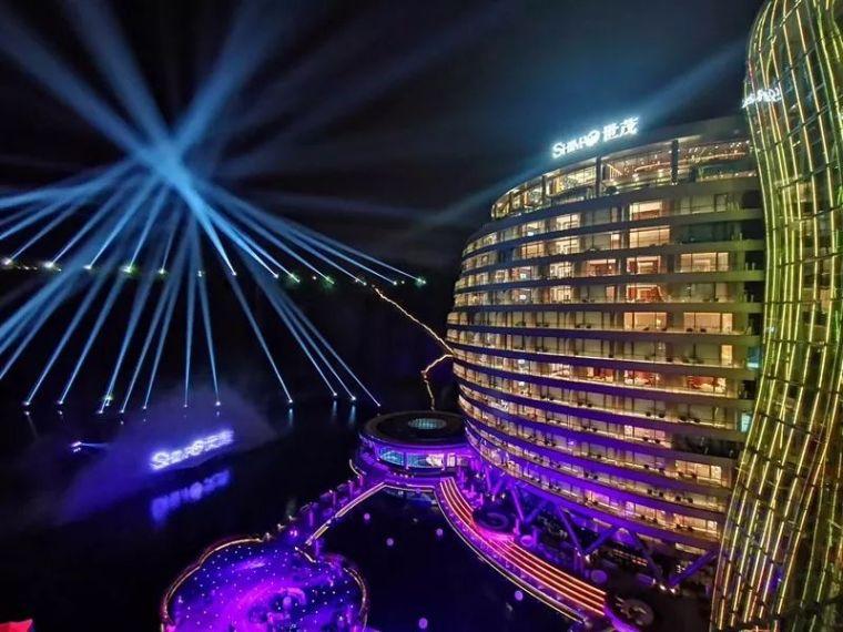 投入20亿的工程奇迹深坑酒店终于开业了,内部设计大曝光!_60