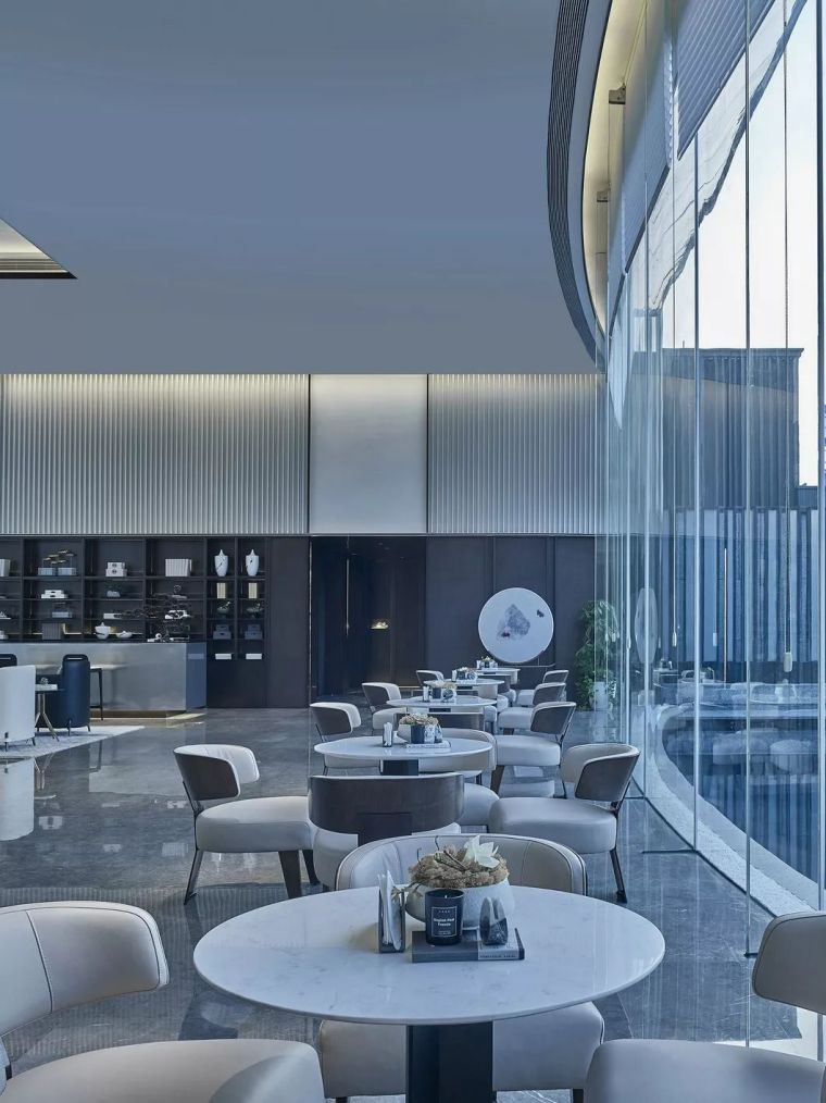 20套商业空间设计——挖掘现代设计的东方古典美学_8