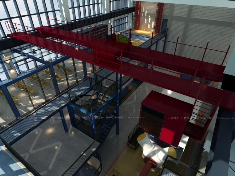 [办公室设计装修]江苏分公司科研培训实验基地项目设计-4.jpg