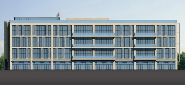 湖北工业厂房建筑规划设计方案
