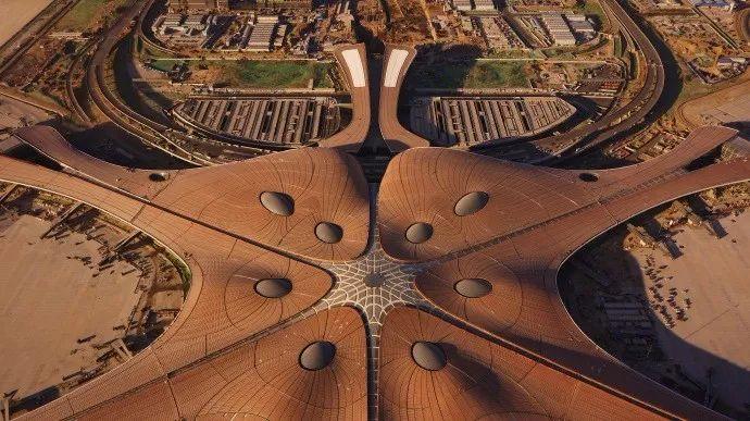 北京大兴国际机场建成了!!满满的黑科技……_5
