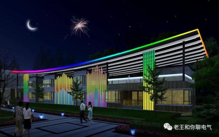 商业建筑夜景照明设计分析
