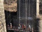 铁路桥梁连续梁挂篮施工技术