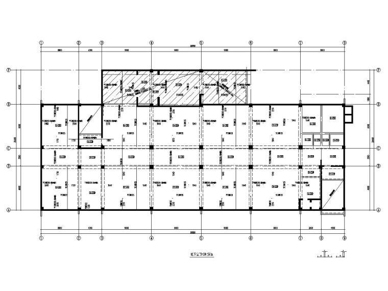 安徽学校地下室建筑结构施工图纸_3