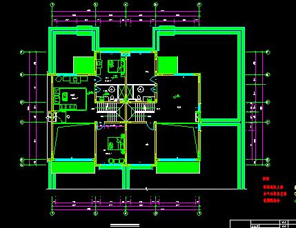 某高档别墅设计图_5