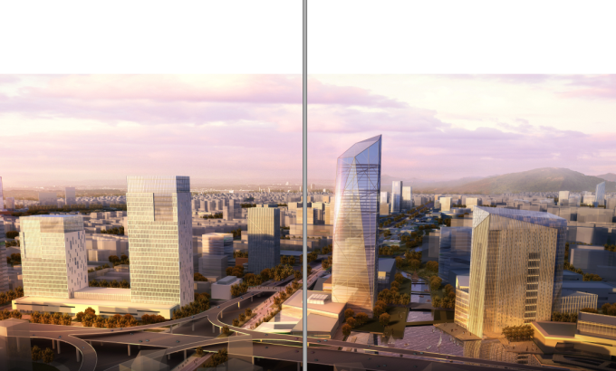 [浙江]多维灵动创意体验空间城市景观规划设计方案_2