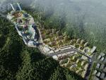 [陕西]丘陵地貌多动能性质综合体方案文本