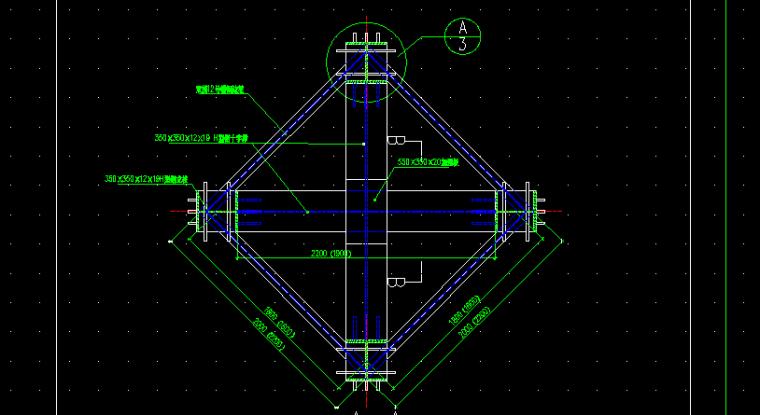 上海公寓酒店办公楼塔吊基础施工方案(图纸详图)