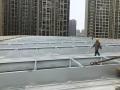 江西省南昌高新區艾溪湖羽毛球館超白玻U型玻璃2000平方米屋面工
