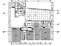 现代高层湖景房住宅装修设计施工图(附效果图)