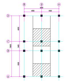 4层框架结构办公楼(济南平阴)毕业设计