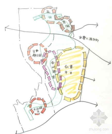 南京文化产业园景观设计全套文本