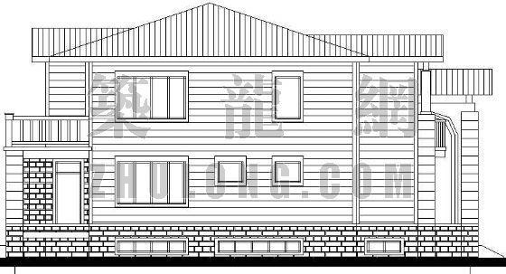 某精致别墅设计方案(1)-2