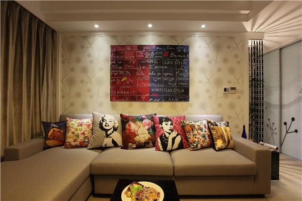 现代简约风格流行家居装修效果图