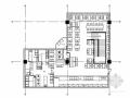 [重庆]高端城市综合体现代风格快餐店装修施工图(含效果)
