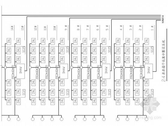 住宅建筑电气安装图集