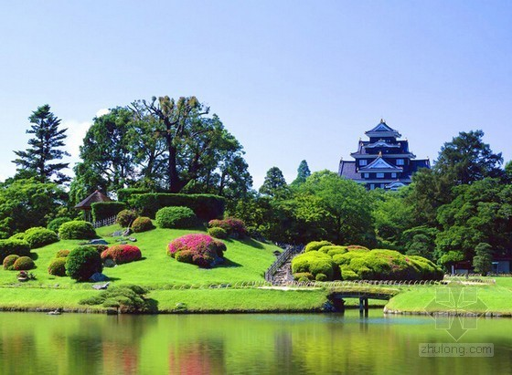 [青岛]植物园景观绿化工程预算书
