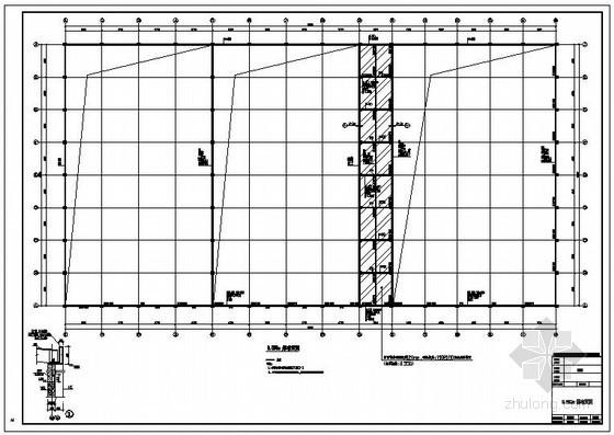 某冷库结构设计图图片