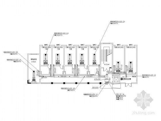 [湖南]某四层宾馆空调系统毕业设计