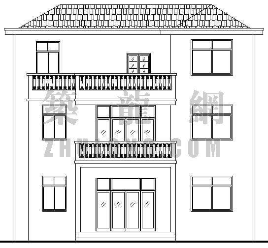 某私人别墅建筑施工方案