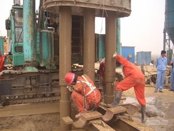 [广东]地下车库基坑开挖支护施工组织设计(桩撑体系 三轴搅拌桩止水)