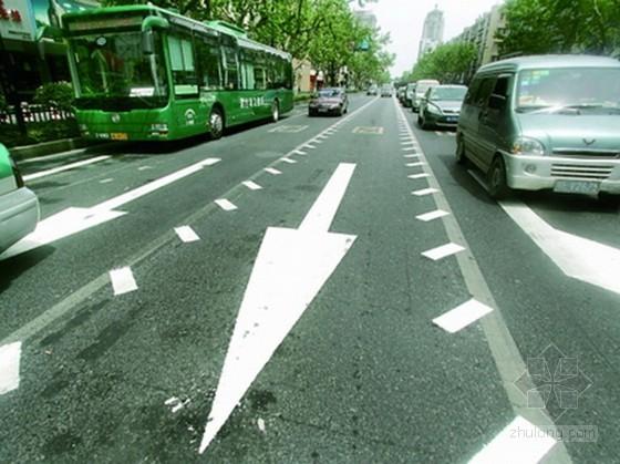 道路标志标线设计大样图33张CAD