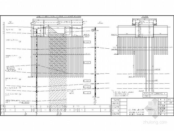 框架中桥CAD竣工图(21张 中铁)