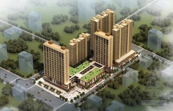 [湖北]大型混合居住区规划及单体设计方案文本(精品居住设计方案文本,内容丰富)