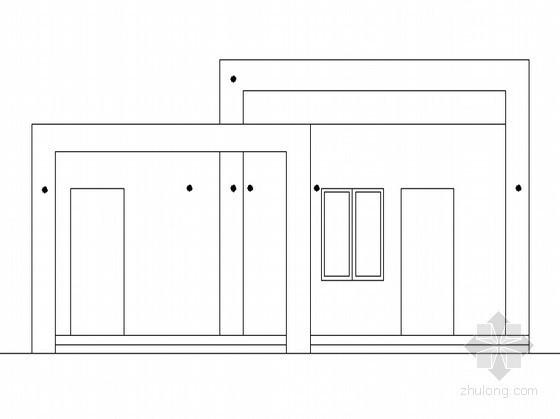 [三门县海游镇]某公共厕所建筑套图
