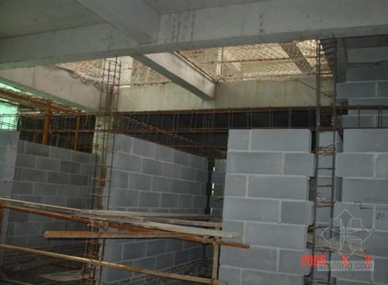 建筑工程砌筑施工技术培训讲义PPT