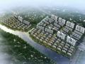 [上海]现代风格住宅区规划及单体方案文本