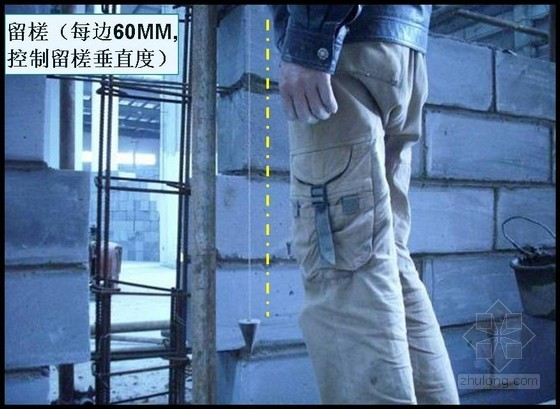 建筑工程砌体工程施工工艺流程及质量控制标准(图文丰富)