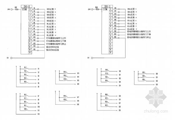 隧道RCS4系统构成图
