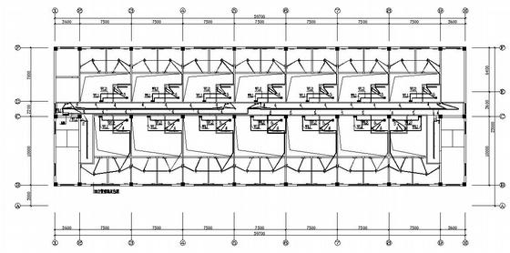 苏州某三层厂房电气施工图纸