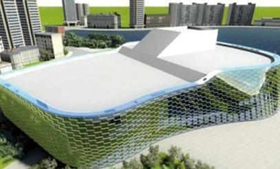 慈溪大剧院工程推广应用BIM技术概述