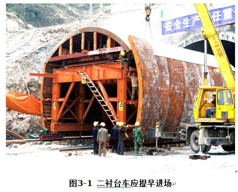 高速公路隧道工程施工标准化(120页)